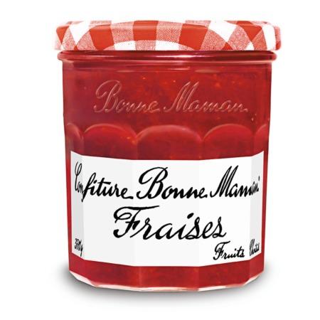 Confiture de fraises, Bonne Maman (320 g)