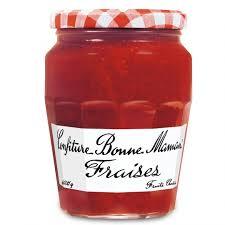 Confiture de fraises, Bonne Maman (680 g)