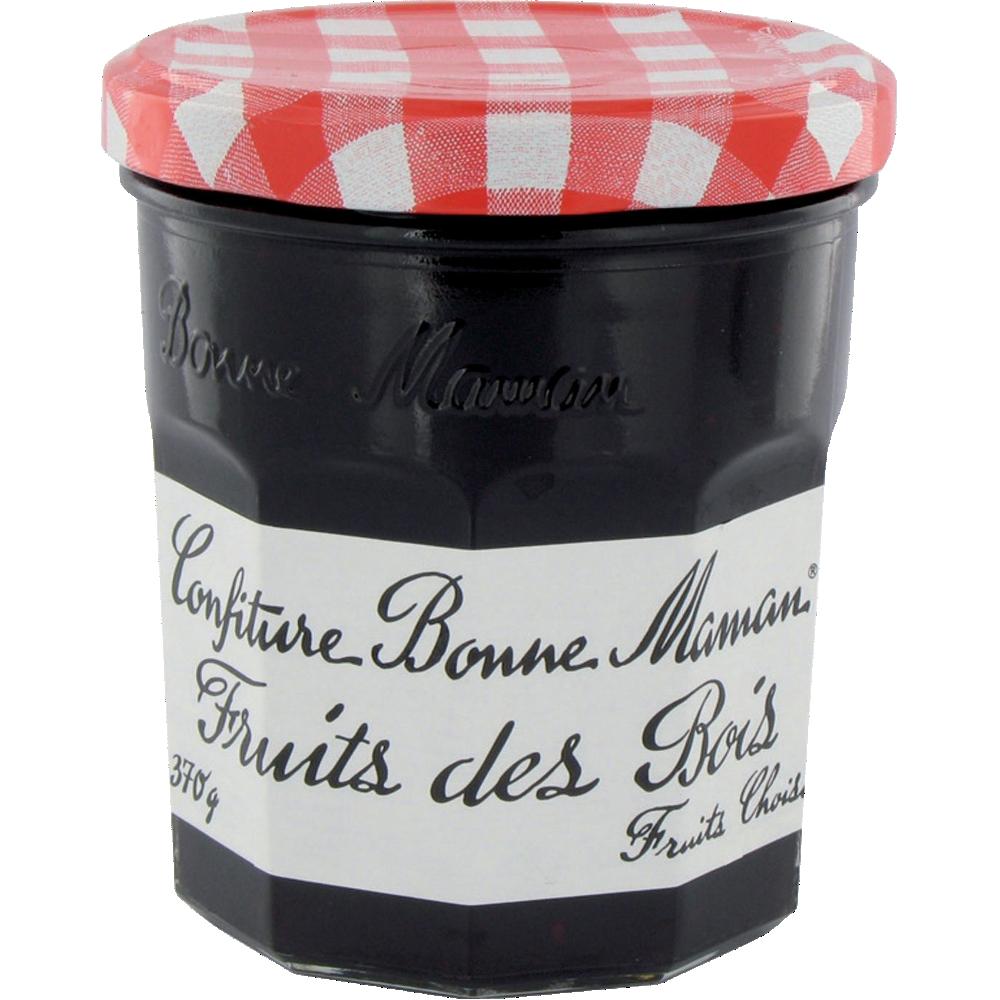 Confiture de fruits des bois, Bonne Maman (370 g)