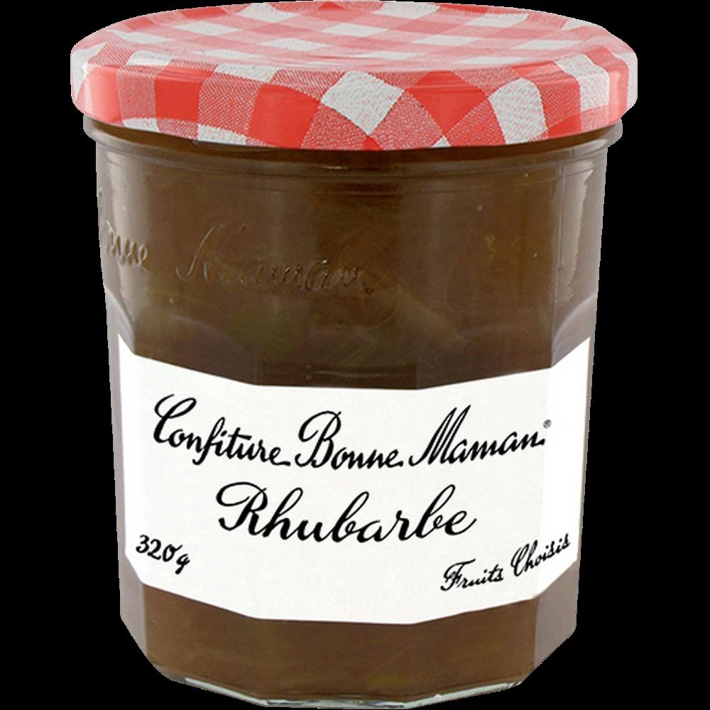 Confiture de Rhubarbe, Bonne Maman (320 g)