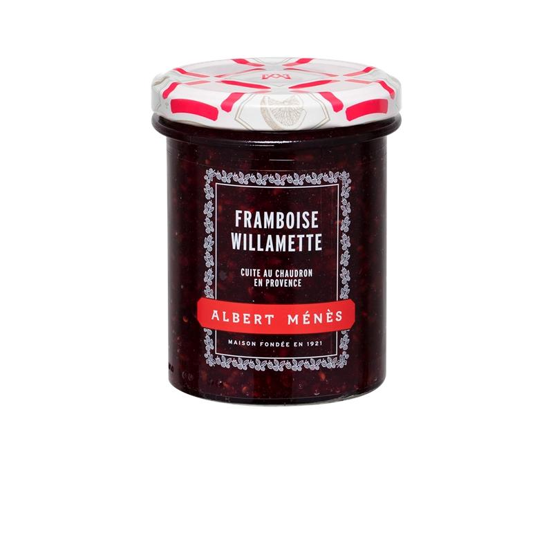 Confiture Extra de Framboise, Albert Ménès (280 g)