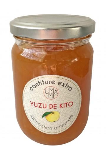 Confiture extra de yuzu de Kito (300 g)