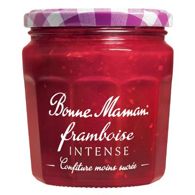 Confiture framboise intense, Bonne Maman (335 g)