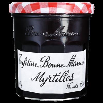 Confiture myrtilles, Bonne Maman (320 g)