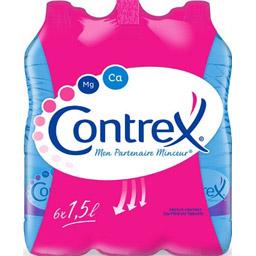 Pack de Contrex (6 x 1.5 L)