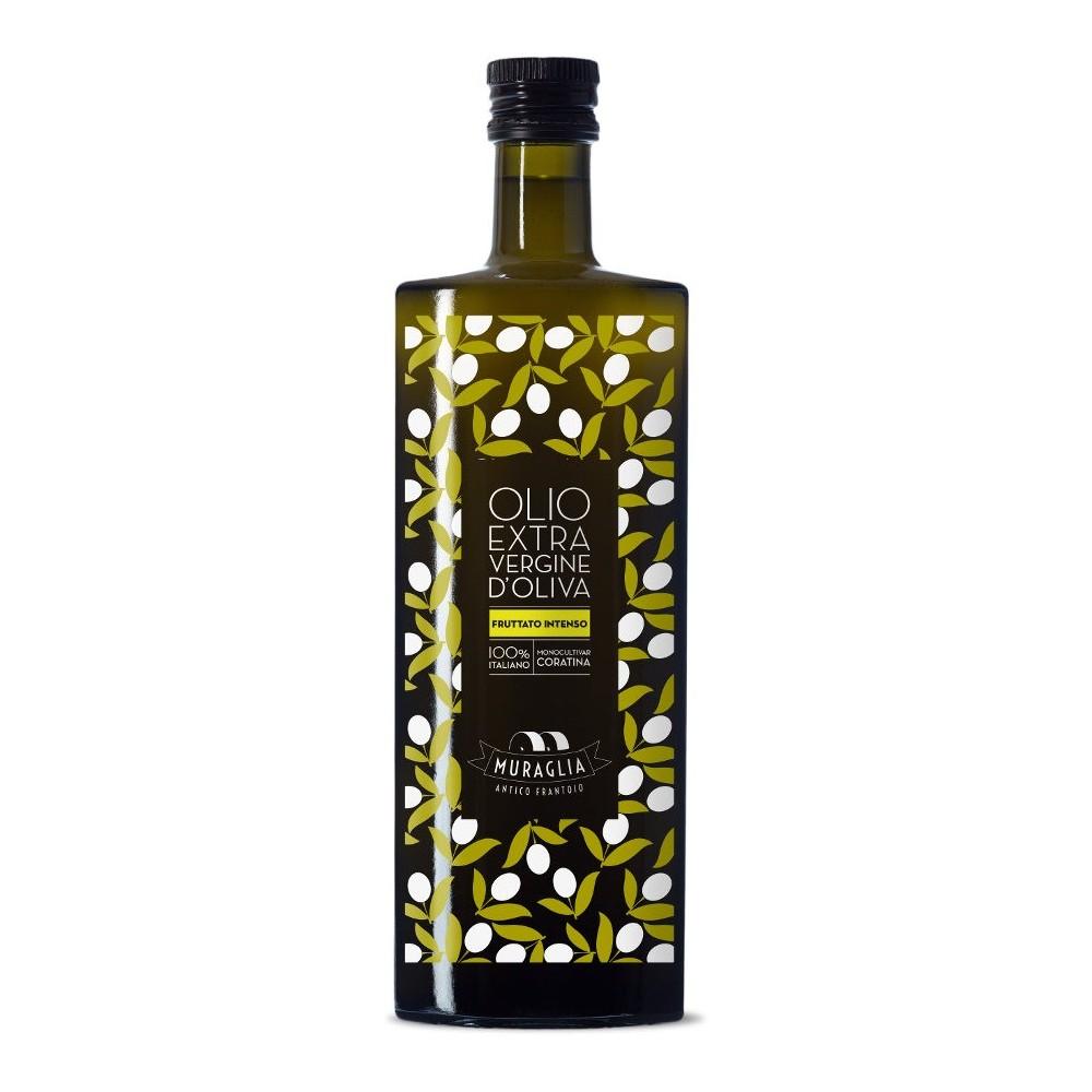 Huile d'olive fruitée intense, Muraglia (50 cl)