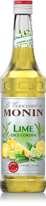 Concentré Lime Juice Cordial, Monin (70 cl)