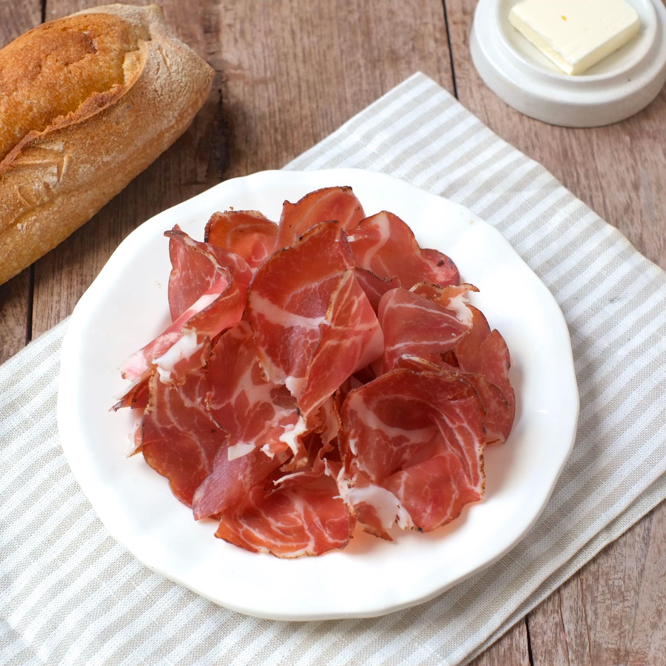 Coppa en chiffonade (70 g)