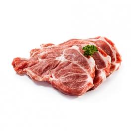Côte de porc échine Label Rouge (x 2, 400-450 g)