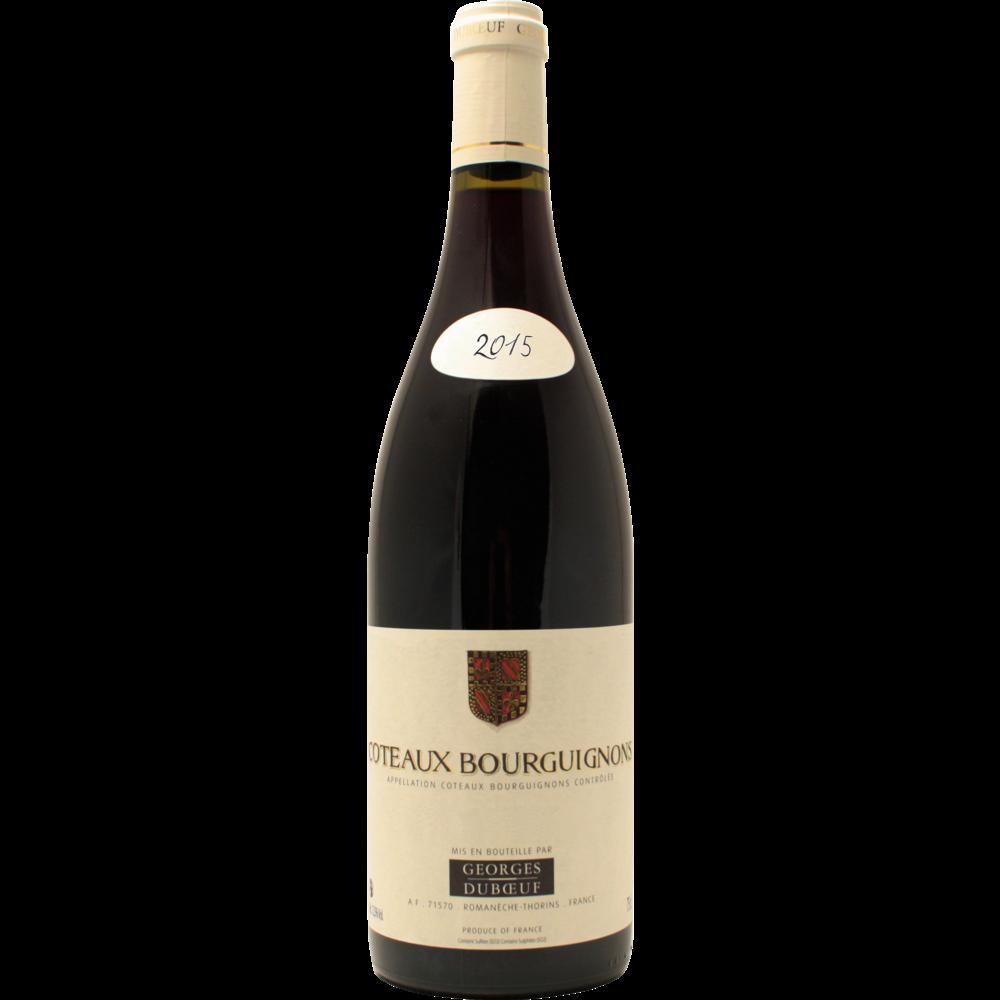 Côteaux Bourguignons AOC George Duboeuf 2015 (75 cl)