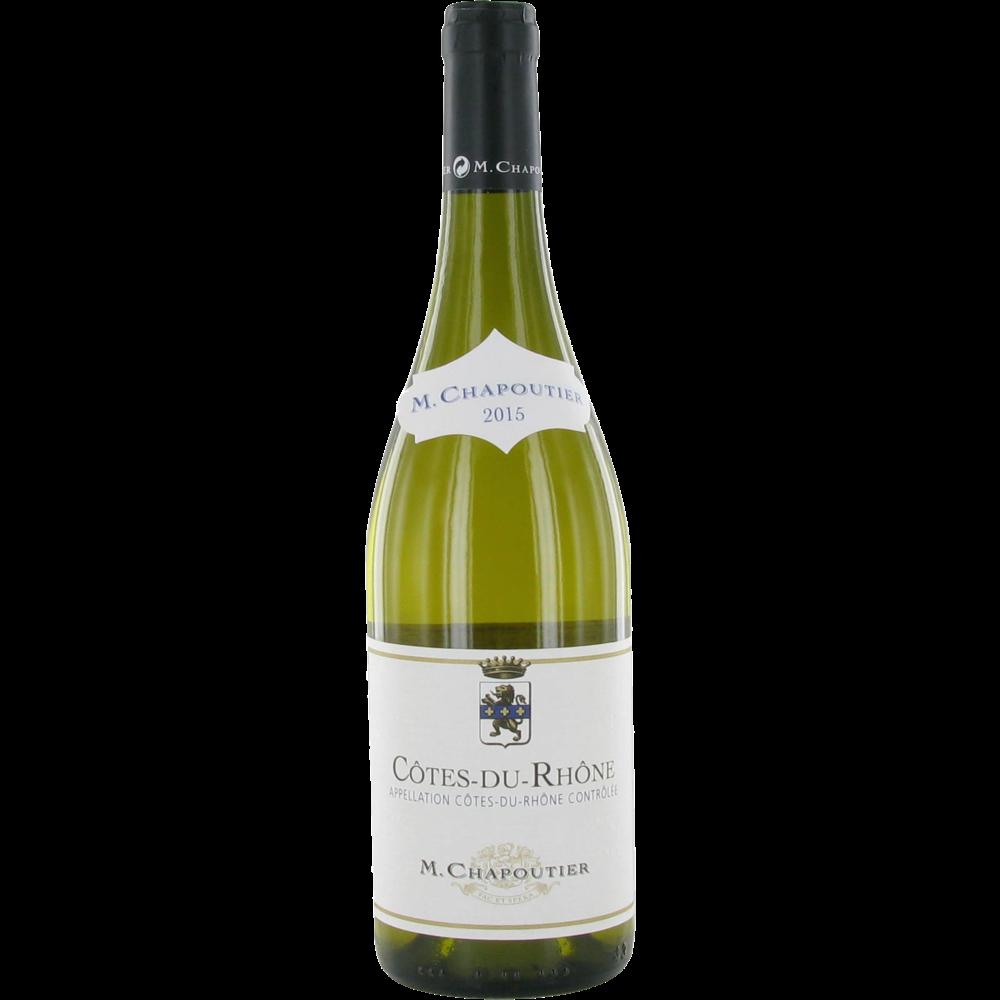 Côtes du Rhône AOP Michel Chapoutier 2018 (75 cl)