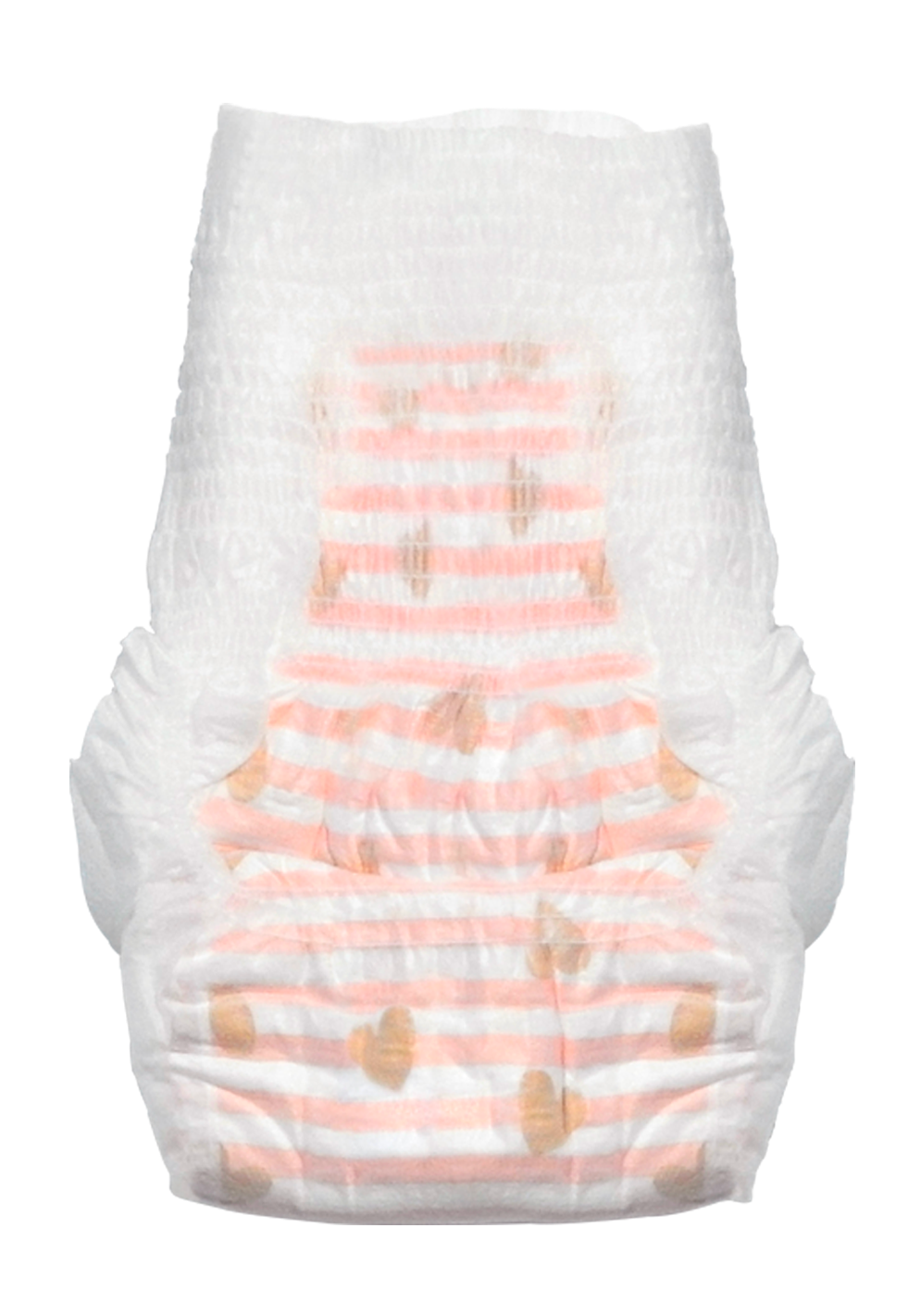 Couches-culottes motif Brigitte T6 / 11-16 kg, Joone (x 28)