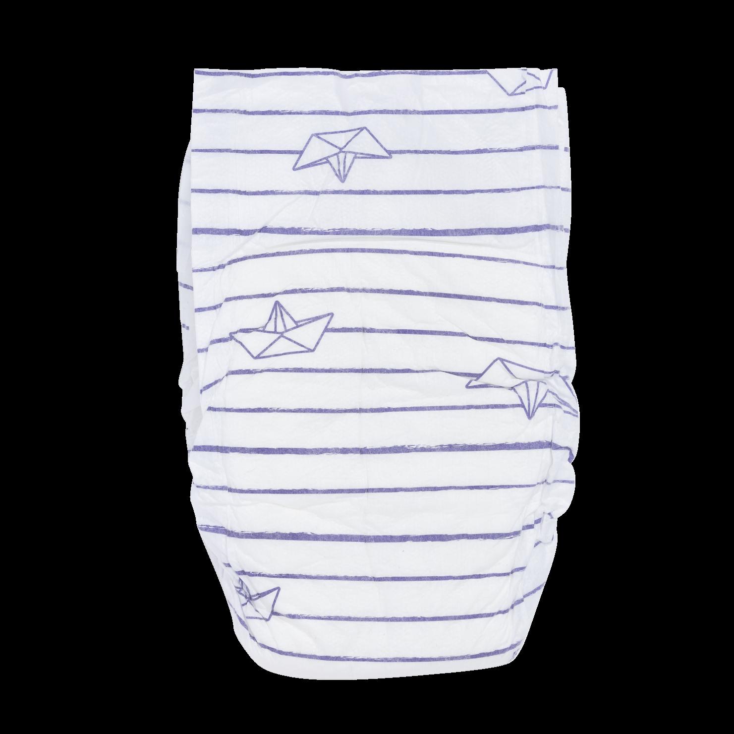 Couches motif Malo T4 / 7-14 kg, Joone (x 24)