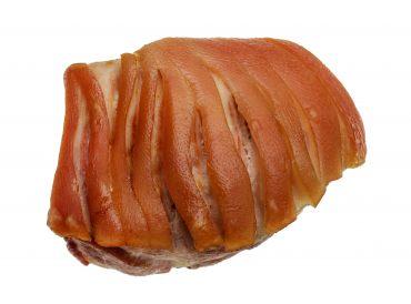 Couenne de porc, Ferme de Montchervet (environ 250 g)