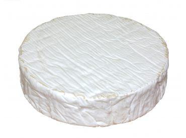 Coulommiers au lait cru BIO, 22 % MG/PF (350 g)