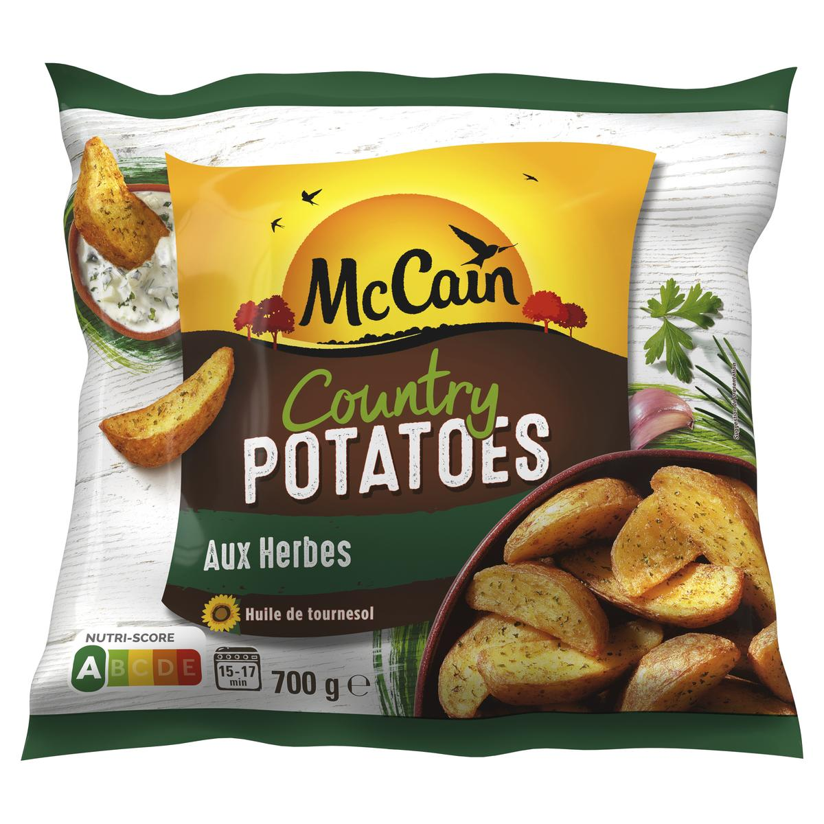 Country Potatoes, Mac Cain (700 g)
