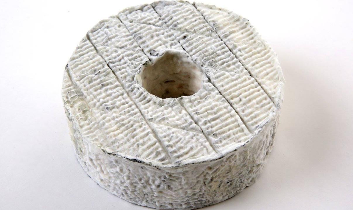 La Couronne BIO au lait cru de chèvre, 22 % MG/PF (170 g)