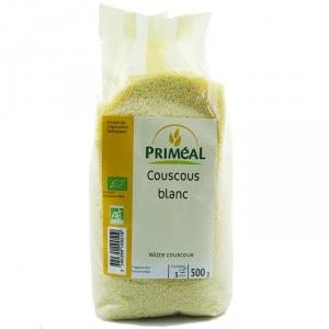 Couscous blanc BIO, Priméal (500 g)