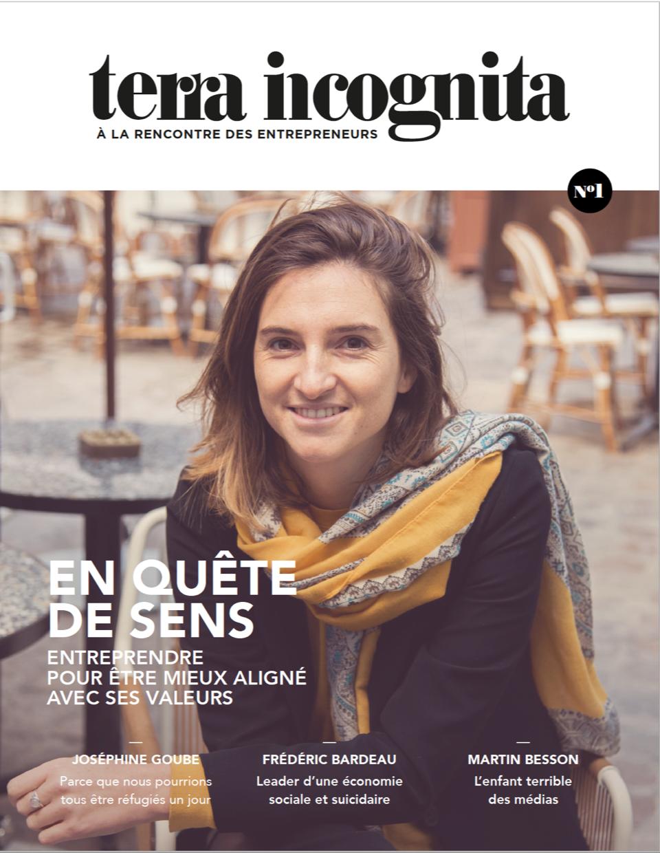 Terra Incognita n°1 / magazine