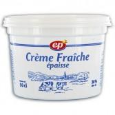 Crème fraîche épaisse 30%, Ecoprix (50 cl)