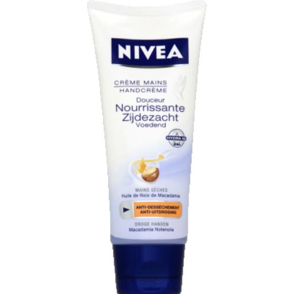 Crème main douceur nourrissante, Nivea (75 ml)