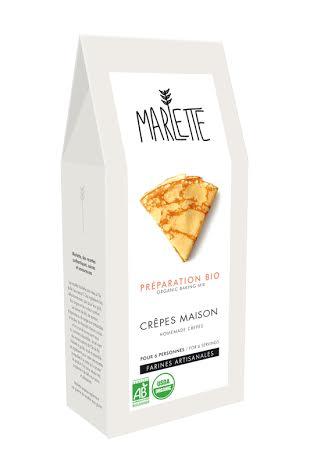 """Préparation """"Crêpes maison"""" Bio, Marlette"""