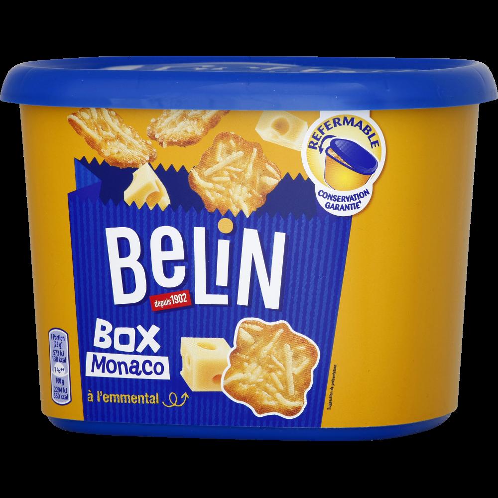 Monaco à l'emmental gratiné, Belin (205 g)