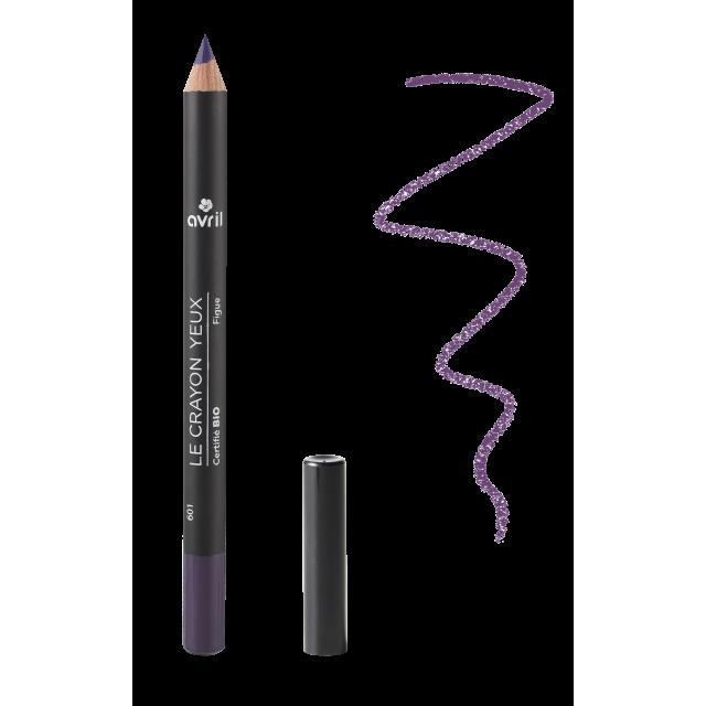 Crayon yeux figue certifié BIO, Avril (1 g)