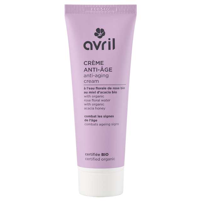 Crème anti-âge certifiée BIO, Avril (50 ml)