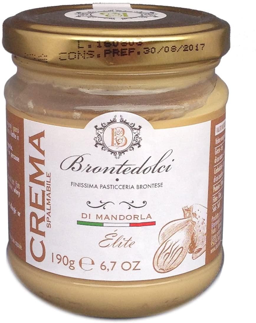 Crème d'amandes, Brontedolci (190 g)