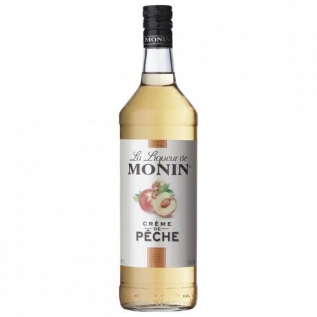 Crème de Pêche 16°, Monin (1 L)