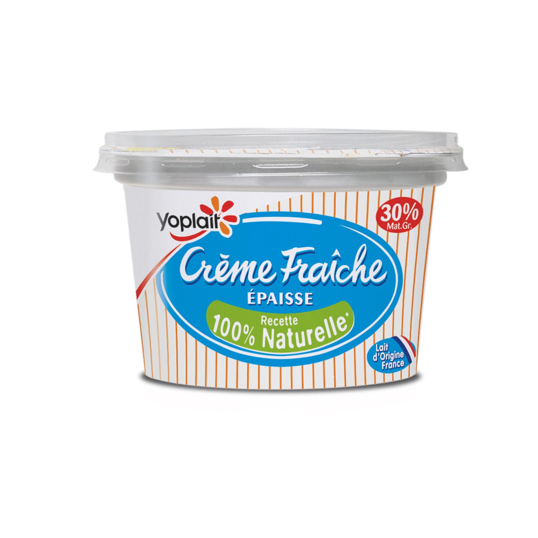 Crème fraiche épaisse, Yoplait (10 cl)