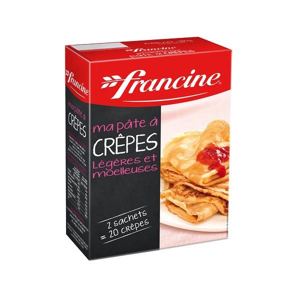 Préparation pour crêpes, Francine (380 g)