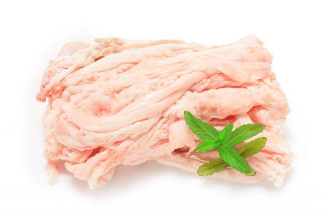 Crépine de porc (environ 100 g)
