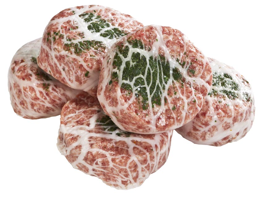 Crépinette de porc BIO (x 4, 400 g)