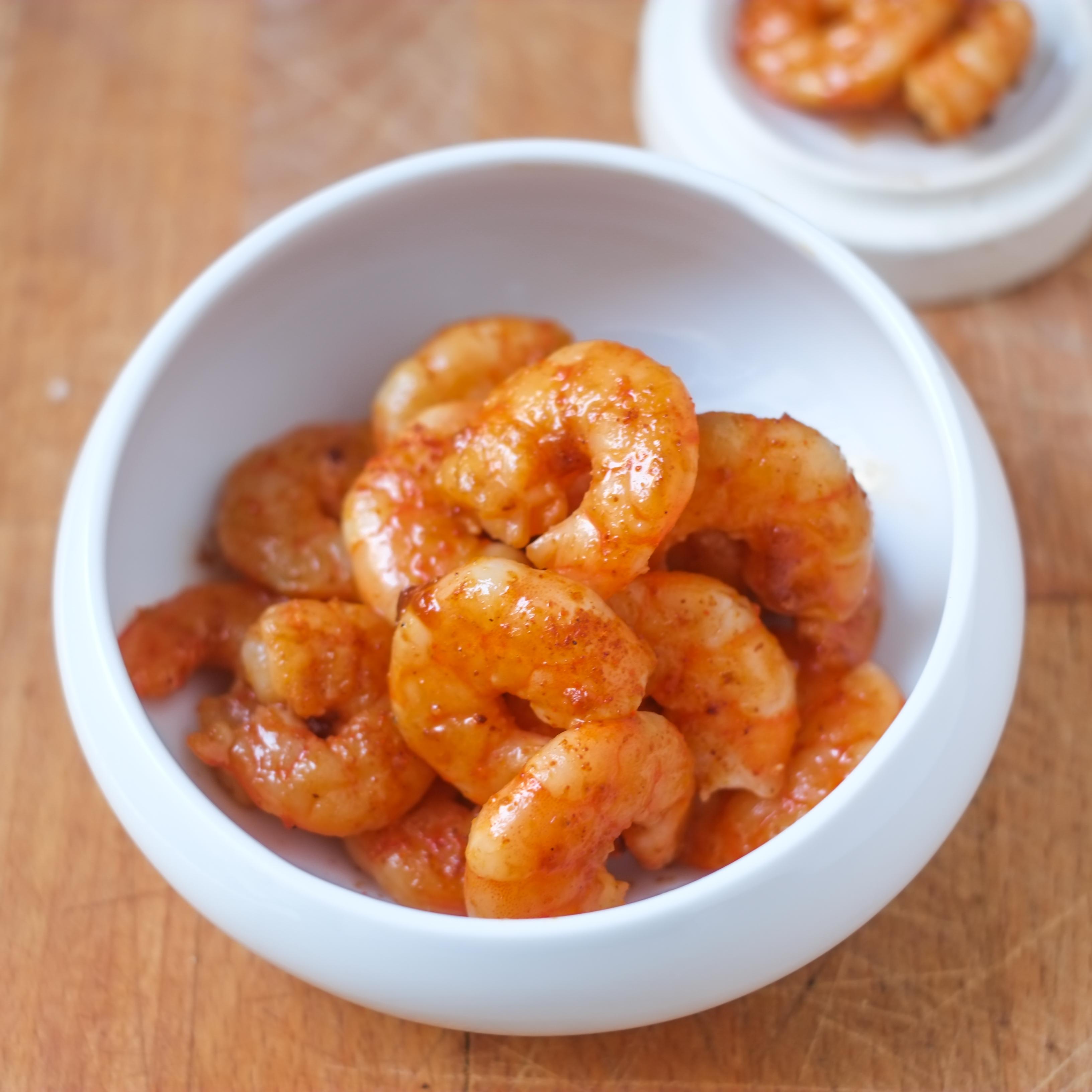 Crevettes sautées Slap Ya Mama (90 g)