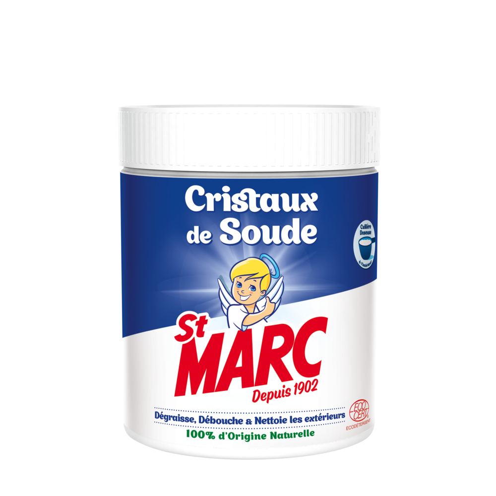 Cristaux de soude, St Marc (500 g)