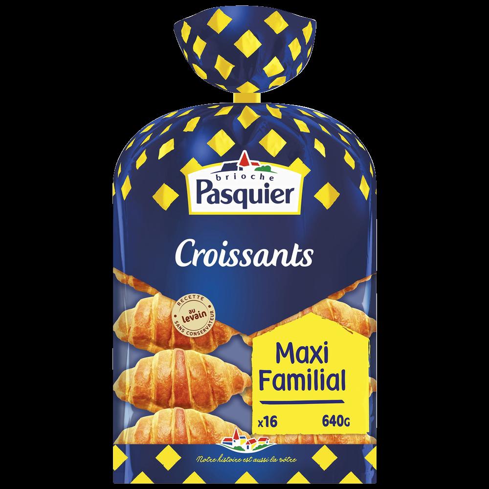 Croissants, Pasquier (x 16, 640 g)