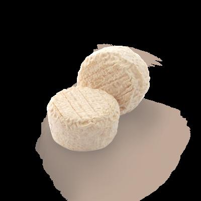 Crottins affinés de chèvre BIO, 22 % MG/PF (120 g)