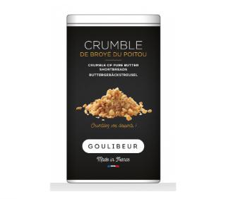 Crumble de sablé, Goulibeur (200 g)