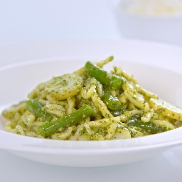 Kit trofie au pesto, recette typique de la Ligurie