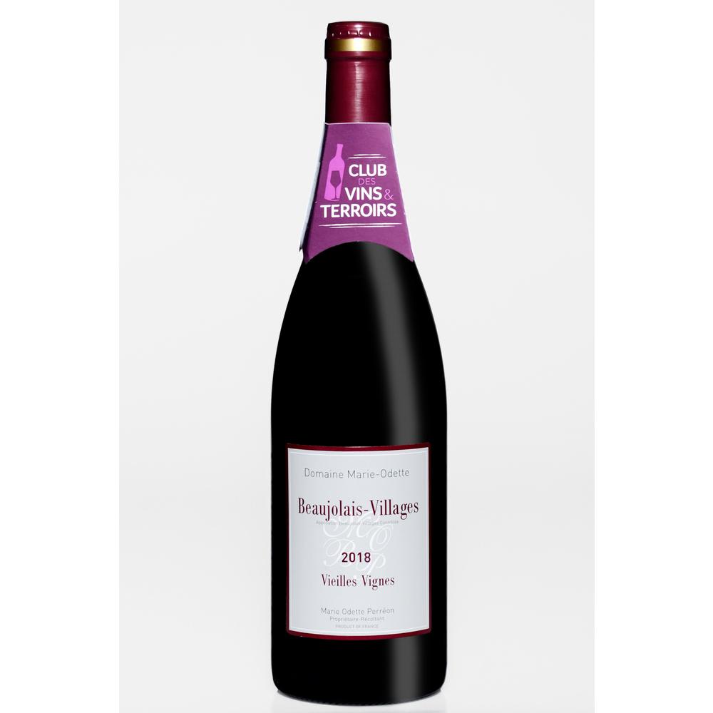 Beaujolais AOP Domaine Marie Odette Vieilles Vignes 2018 (75 cl)