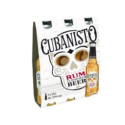 Cubanisto Rum (3 x 33 cl)