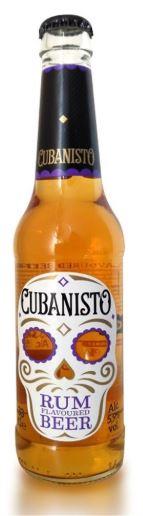 Cubanisto Rum, 5,9° (33 cl)