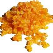 Cubes d'écorces d'oranges confites BIO Rapunzel (100 g)