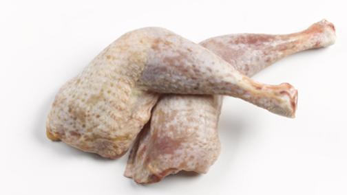Cuisse de poulet fermier de l'Aveyron, Maison Conquet (x 2, de 415 à 475 g)