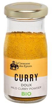 Curry BIO, Albert Ménès (35 g)