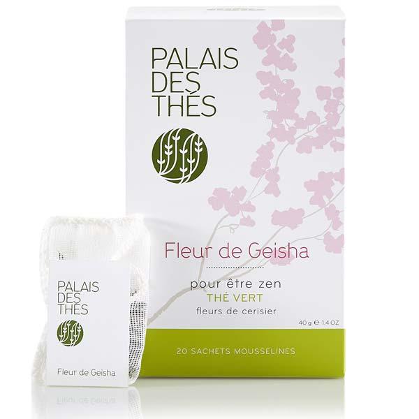 Thé vert Fleur de Geisha, Palais des Thés (x 20)