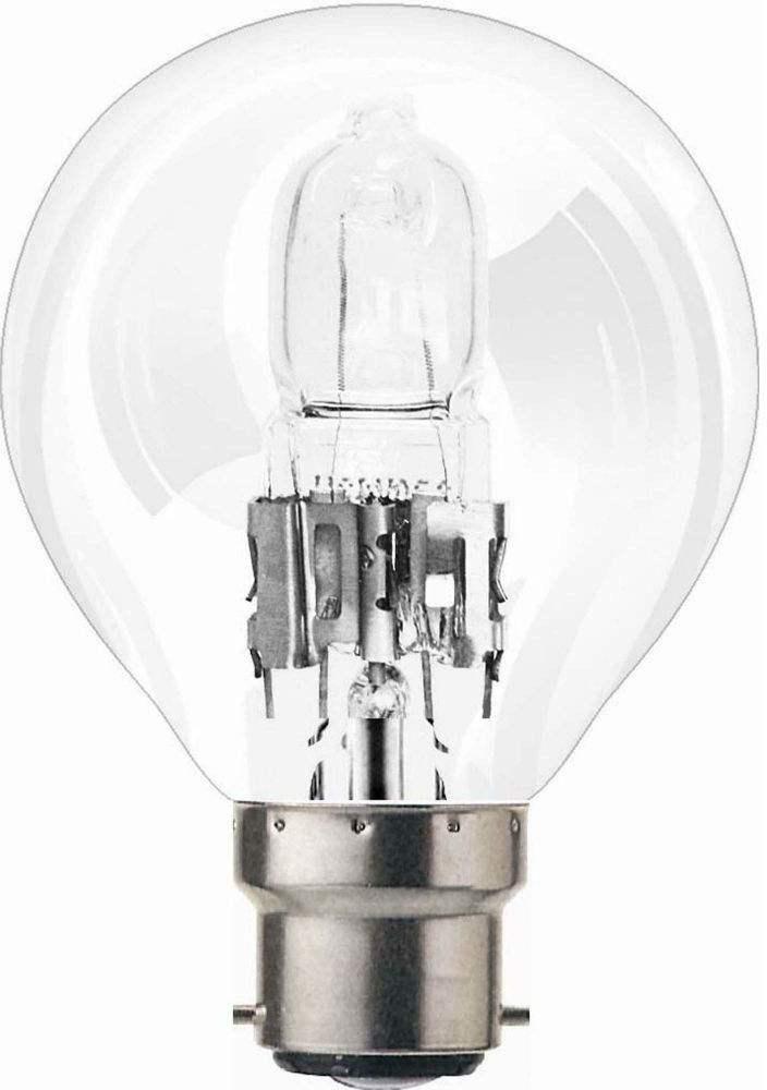 Ampoule sphérique classic éco 30W, 93x55 mm, culot B22, Osram (x 1)