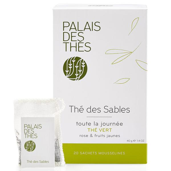 Thé vert des Sables, Palais des Thés (x 20)